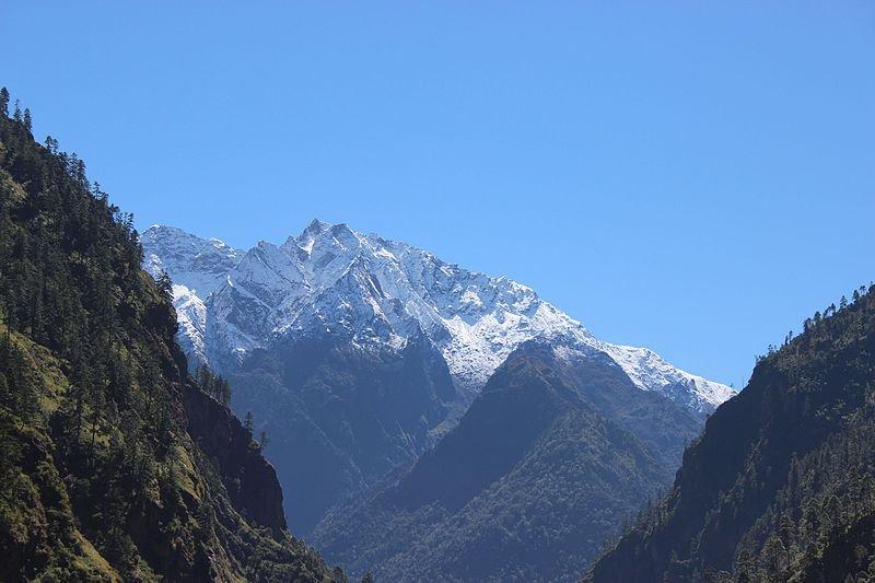 Top 10 Trekking Sites in Nepal