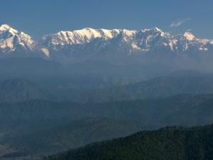 Kausani - Uttarakhand, India