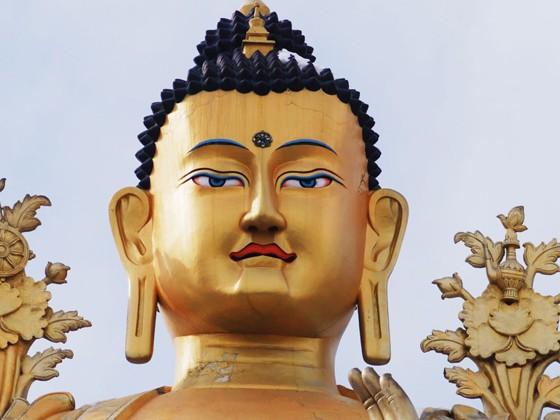 Amazing Ladakh - Buddha Statue