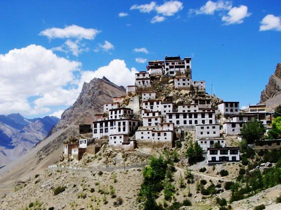 Key Monastery – Spiti, Himachal Pradesh