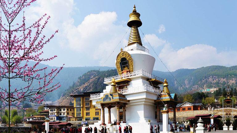 Memorial Chorten – Thimphu, Bhutan