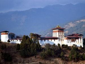 Jakar Dzong – Bumthang, Bhutan