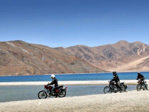 Ladakh Bike Journey