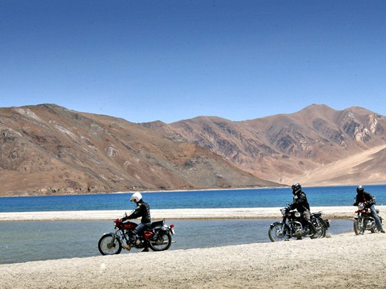 Ladakh Bike Journey