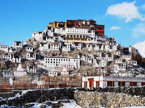 Thikse Monastery - Leh Ladakh