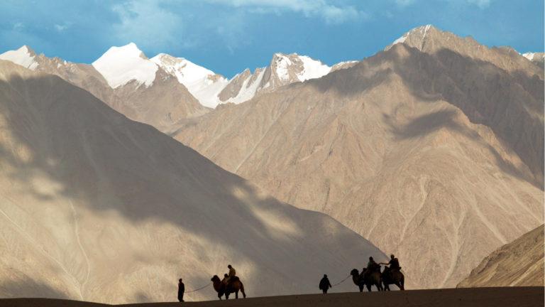 Nubra Valley - Jammu & Kashmir