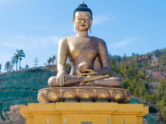 Great Buddha Dordenma Statue - Bhutan