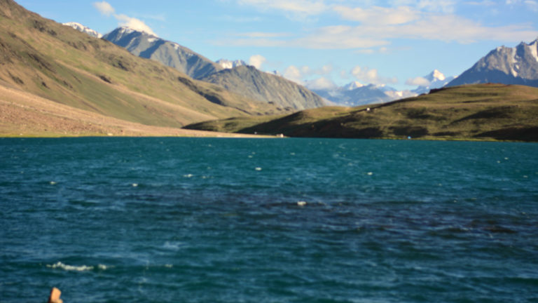 Chandra Taal Lake – Himachal Pradesh